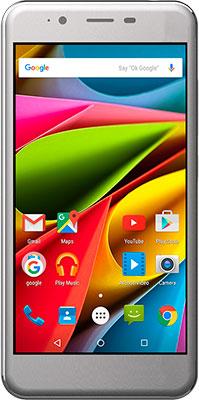 Мобильный телефон Archos 50 Cobalt Темно серый archos 40d titanium