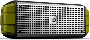 Портативная акустика DreamWave Explorer green цены онлайн