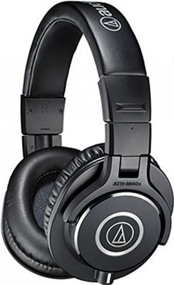 Наушники Audio-Technica ATH-M 40 X
