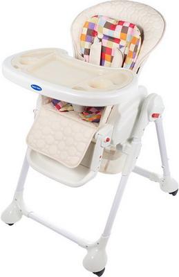 Стульчик для кормления Sweet Baby Luxor Multicolor Cream стульчик для кормления sweet baby simple orange 388 133