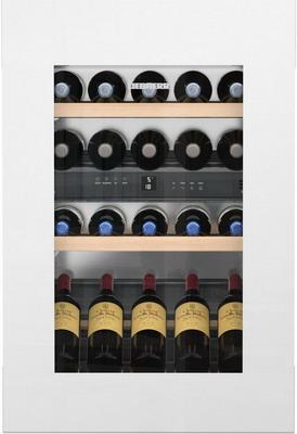 Встраиваемый винный шкаф Liebherr EWTgw 1683 Vinidor встраиваемый винный шкаф liebherr uwt 1682
