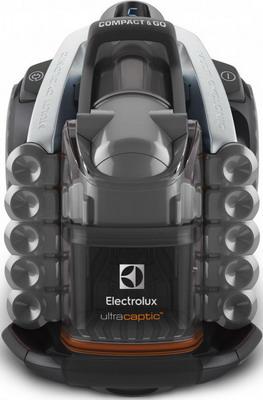 Пылесос Electrolux UltraCaptic ZUCDELUXE+
