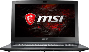 Ноутбук MSI GL 62 M 7RDX-2200 RU ноутбук msi gs43vr 7re 094ru phantom pro 9s7 14a332 094