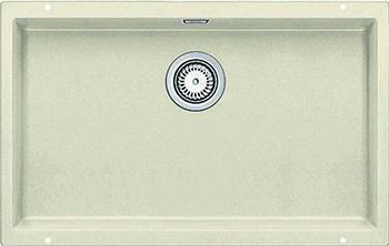 Кухонная мойка BLANCO 523447 SUBLINE 700-U SILGRANIT жасмин с отв.арм. InFino blanco statura 160 u