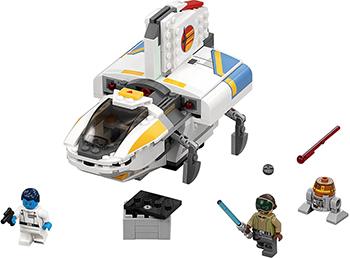 Контруктор Lego Star Wars 75170-L