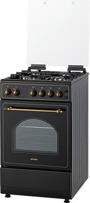 Газовая плита Simfer F 56 GL 42017 газовая плита simfer f 56 go 42017