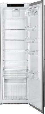 Встраиваемый однокамерный холодильник Smeg RI 360 RX smeg st 733 tl