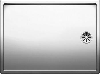 Кухонная мойка BLANCO CLARON 550-T-U нерж. сталь зеркальная полировка 521562 blanco elipso s ii нерж сталь зеркальная