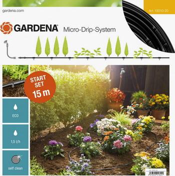 Шланг сочащийся Gardena 13010-20 шланг gardena 02792 20