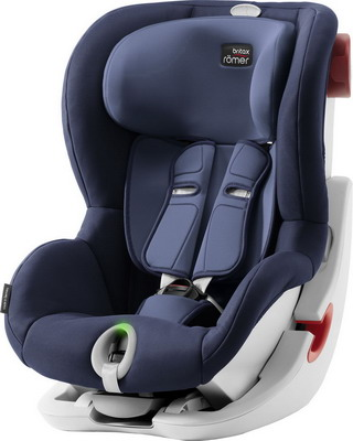 Автокресло Britax Roemer King II LS Moonlight Blue Trendline 2000027837 автокресло britax rоmer dualfix i size 0 18 кг moonlight blue trendline