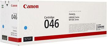Картридж Canon 046 C 1249 C 002 картридж для принтера и мфу canon c exv21y yellow