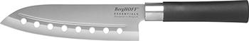 Нож сантоку Berghoff с отверстиями в лезвии 18см Essentials 1301079 термос berghoff essentials 1л