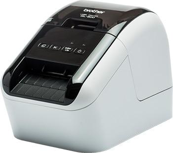 Принтер Brother QL-800 White/Black принтер для большого количества печати