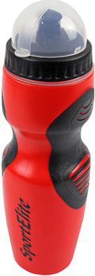 Бутылка спортивная SPORT ELIT 750 мл красный В-210