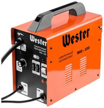 Сварочный аппарат WESTER MIG-100 цена