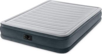 Кровать надувная Intex Comfort-Plush 67770 цена 2017