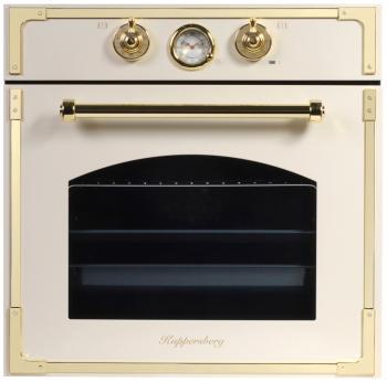 Встраиваемый электрический духовой шкаф Kuppersberg RC 699 C GOLD встраиваемый электрический духовой шкаф smeg sf 4120 mcn