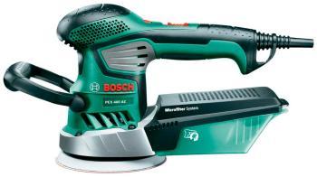 Эксцентриковая шлифовальная машина Bosch PEX 400 AE (0.603.3A4.020) виброшлифмашина bosch gss 23 a 0 601 070 400