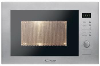 Встраиваемая микроволновая печь СВЧ Candy MIC 25 GDFX встраиваемая микроволновая печь candy mic 201 ex