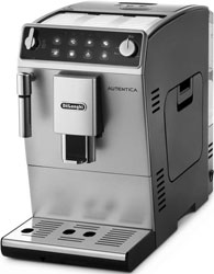 Кофемашина автоматическая DeLonghi ETAM 29.510 SB чёрный/серебро delonghi autentica plus etam 29 510 sb