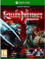 Компьютерная игра Microsoft ONE Ryse Killer Instinct (3PT-00011) аксессуар белак бак 00011