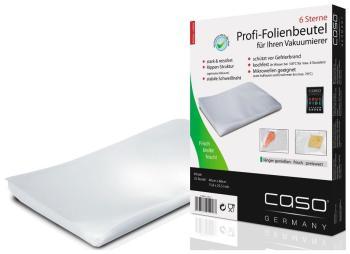 Пакеты для вакуумной упаковки CASO VC 40*60 color club цвет 875 hot couture