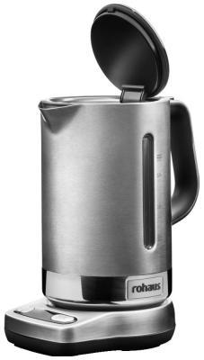 Чайник электрический Rohaus RK 910 S холодильник pozis rk 139 w