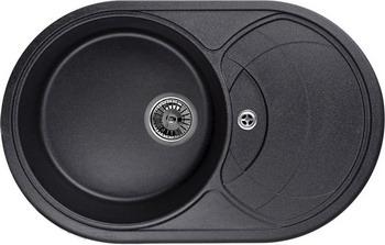 цены  Кухонная мойка Weissgauff ASCOT 780 Eco Granit черный