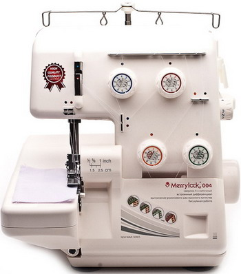 Оверлок Merrylock 004 швейная машина merrylock 004