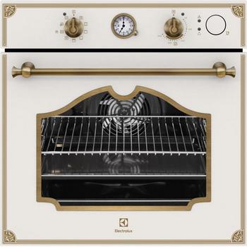 Встраиваемый электрический духовой шкаф Electrolux OPEB 2650 V встраиваемый холодильник electrolux enn93111aw