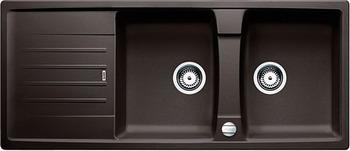 Кухонная мойка BLANCO LEXA 8S SILGRANIT кофе  мойка lexa 8 coffee 515063 blanco