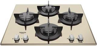 Встраиваемая газовая варочная панель Hotpoint-Ariston 641 DD /HA(CH) варочная панель hotpoint ariston kit 641 fb