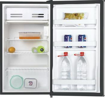 Однокамерный холодильник Shivaki SHRF-106 CHS shivaki shrf 54ch