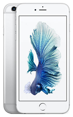 Смартфон Apple iPhone 6S Plus 32 Gb Silver (MN2W2RU/A)