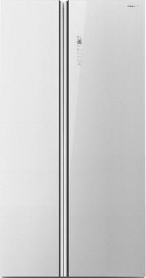 Холодильник Side by Side Kraft KF-HC 2536 GLWG холодильник kraft kf f2661nfl