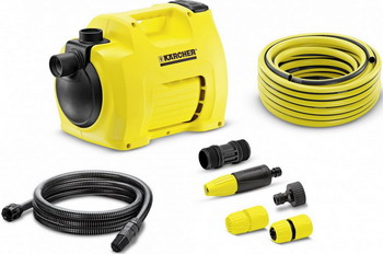 Насос Karcher BP 3 Garden Set Plus  насос для сада karcher bp 3 garden