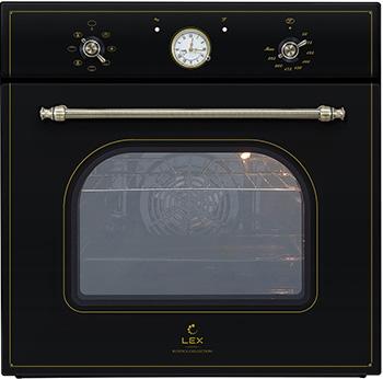 Встраиваемый электрический духовой шкаф Lex EDM 070 C BL