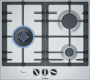 Встраиваемая газовая варочная панель Bosch PCC 6 A5 B 90 R