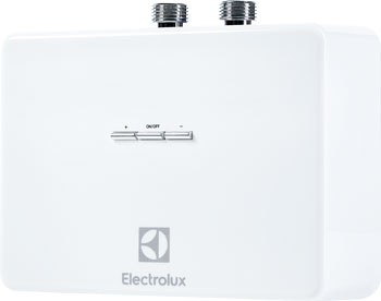 Водонагреватель проточный Electrolux NPX 6 AQUATRONIC DIGITAL 2.0 электрический проточный водонагреватель electrolux npx 12 18 sensomatic pro