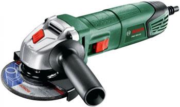 Угловая шлифовальная машина (болгарка) Bosch PWS 700-125 (0.603.3A2.023) шлифовальная машина bosch gws 12 125 cix 0601793102