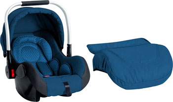 Автокресло Lorelli HB 801 Delta 0-13 кг Синий / Blue 10071051842