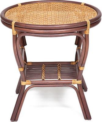 Стол малый Tetchair Pelangi орех 12511 стол малый tetchair pelangi орех 12511