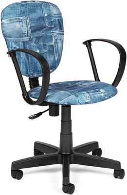 Кресло Tetchair СН413 (ткань ''Джинса'') кресло tetchair step ткань джинса