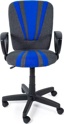 Кресло Tetchair Spectrum (ткань серо-синий 207/2601) цена 2017