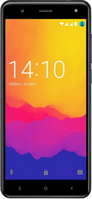 Мобильный телефон Prestigio Muze E7 LTE Black