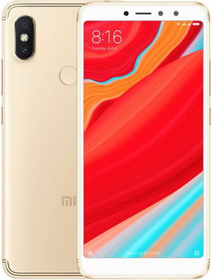 Мобильный телефон Xiaomi Redmi S2 3/32 Gb Gold смартфон xiaomi redmi 4x 16gb gold