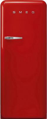 Однокамерный холодильник Smeg FAB 28 RRD3 однокамерный холодильник smeg fab 28 rve1