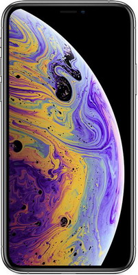 Смартфон Apple iPhone Xs 64 GB Silver (MT9F2RU/A) смартфон apple iphone 8 256gb silver mq7d2ru a apple a11 2 gb 256 gb 4 7 1334x750 12mpix 3g 4g bt ios 11