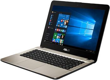 Ноутбук ASUS X 441 BA-GA 114 T (90 NB0I 01-M 02280) черный+Рюкзак oiwas ноутбук рюкзак мода случайные