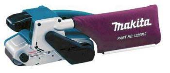 Ленточная шлифовальная машина Makita 9903 ленточная шлифовальная машина makita 9903